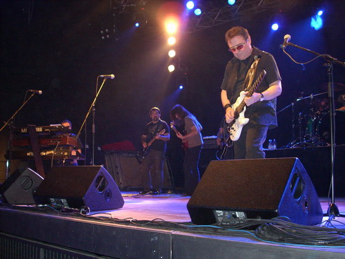 Blue Oyster Cult at Trezzo (MI) 2008