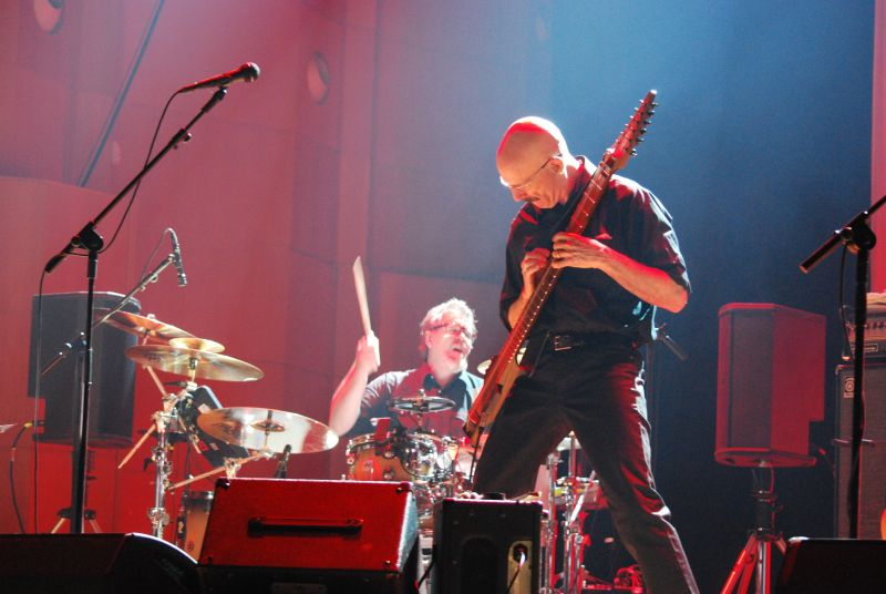 The Crimson ProjeKCt live in Bologna 2014
