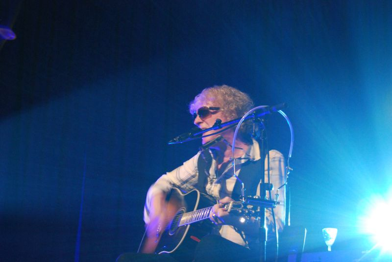 Ian Hunter live in Cologne 2013