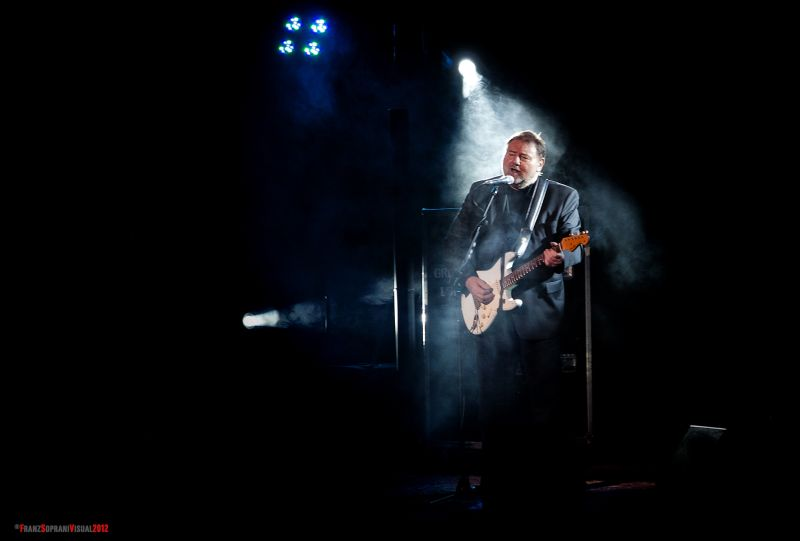 Greg Lake - Live in Firenze 2012