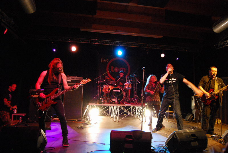 Skyclad live at Arci Tom Mantova 30/10/10