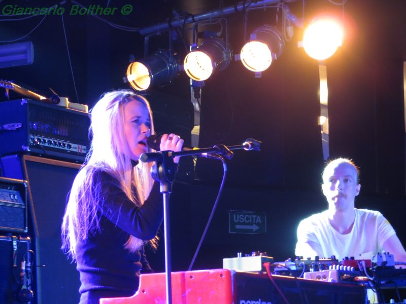 Anna Von Hausswolff live at Orion