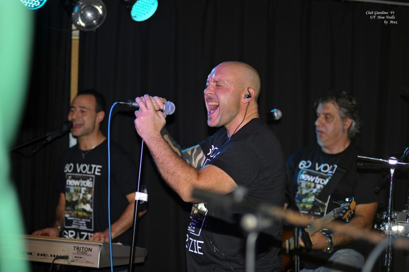 UT New Trolls live at Club il Giardino