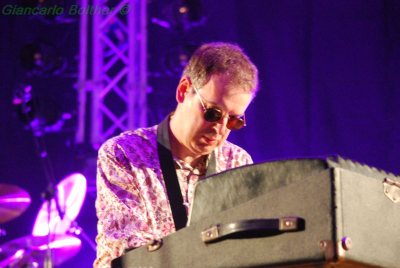 Soft Machine Legacy live at Veruno 2016